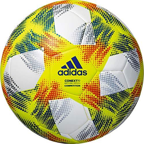 adidas (아디다스) 축구 공 커넥트 19 J 리그 루반 컵 5 호 공 국제 공인구 · 검정 공 AF501CO