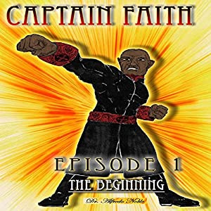 Captain Faith Audiobook