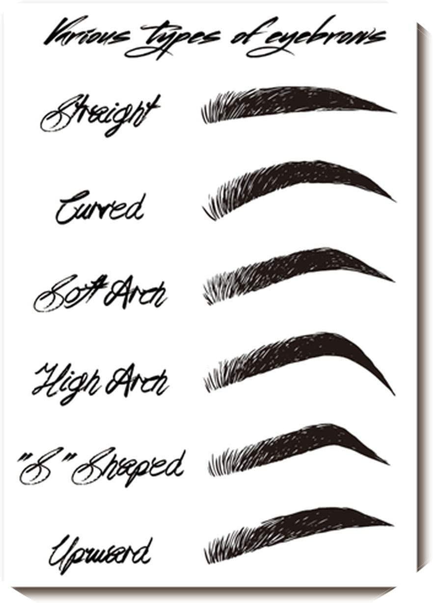 Image result for eyebrow shapes