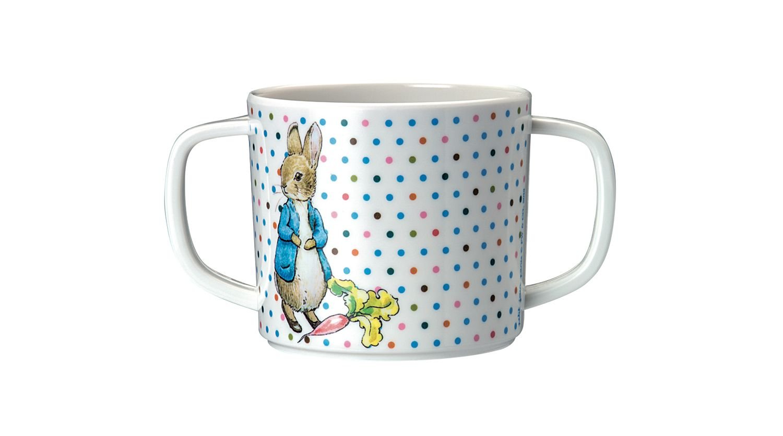 Petit jour Paris Peter Rabbit–Tasse à double poignée