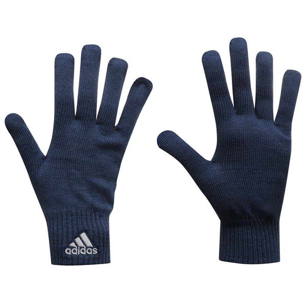 Adidas - Guantes - para Hombre Azul Azul Marino Talla:Talla ú nica