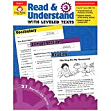 img - for Read & Understand with Leveled Texts, Grade 3 book / textbook / text book