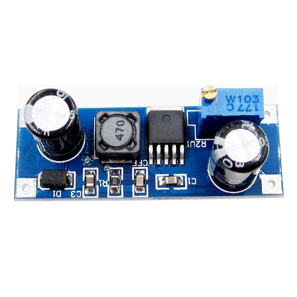 L4970A Adjustable Multiwatt15-15 RoHS Compliant: Yes 10Aout 15V-50Vin L4970A DC-DC Switching Buck Step Down Regulator Pack of 2 5.1V-40Vout
