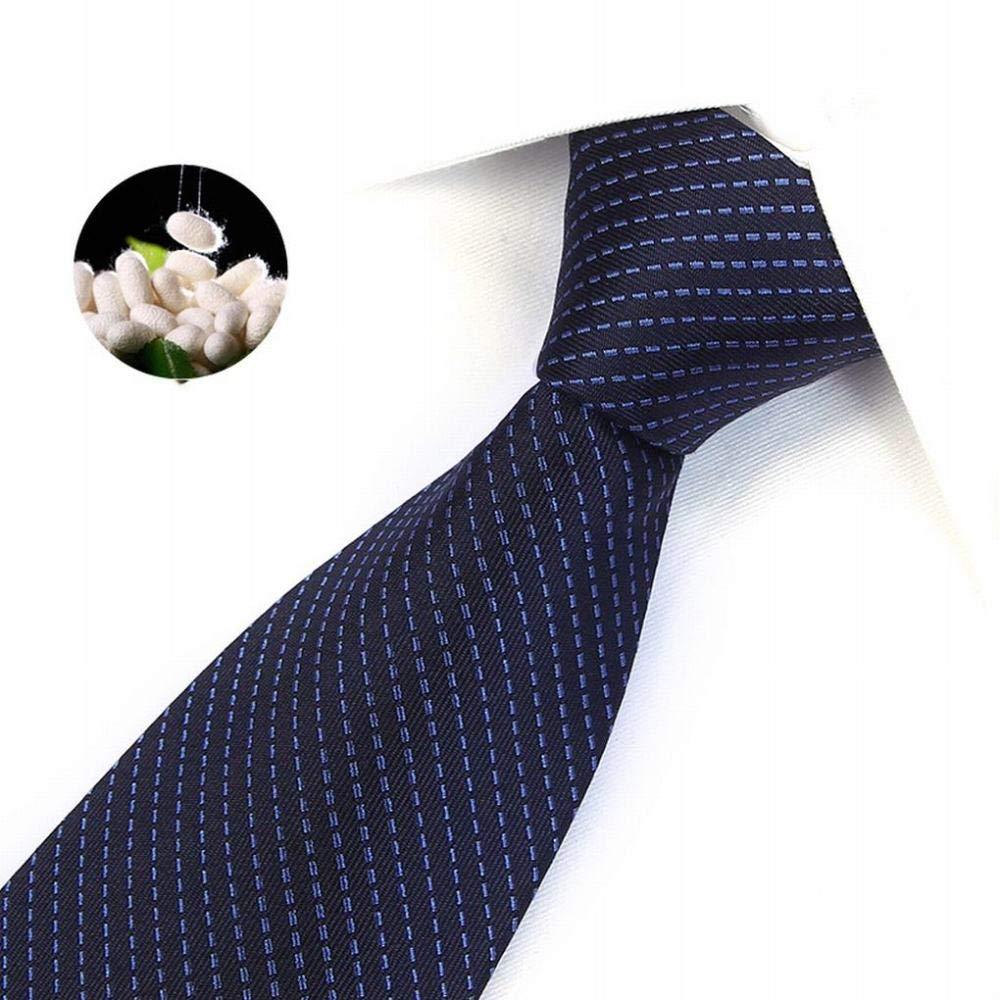 Corbata de Seda Estudiante de Clase Carrera de Negocios Vestido de ...
