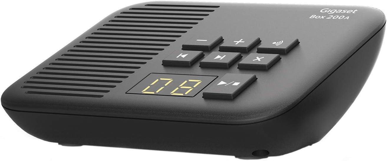 Gigaset Dect Basisstation Box 200a Mit Anrufbeantworter Elektronik