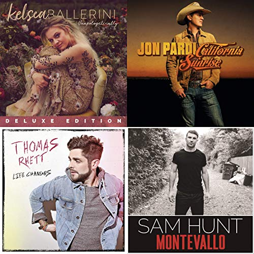 Country for Cardio (Running Songs)