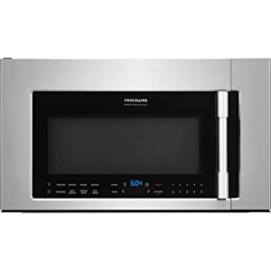 Frigidaire Professional Stainless Steel Over-The-Range Microwave FPBM307NTF