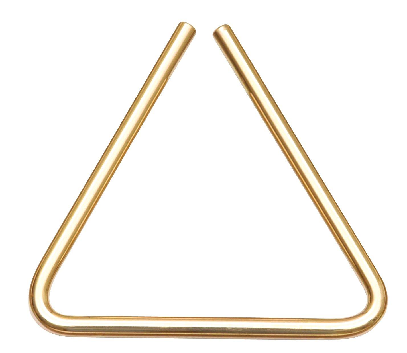 Sabian Triangles 61134-6B8 6-Inch B8 Bronze Triangle