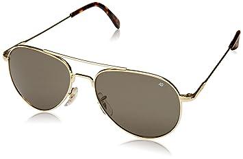 AO Eyewear American General óptica Alambre espátula 52 Oro ...