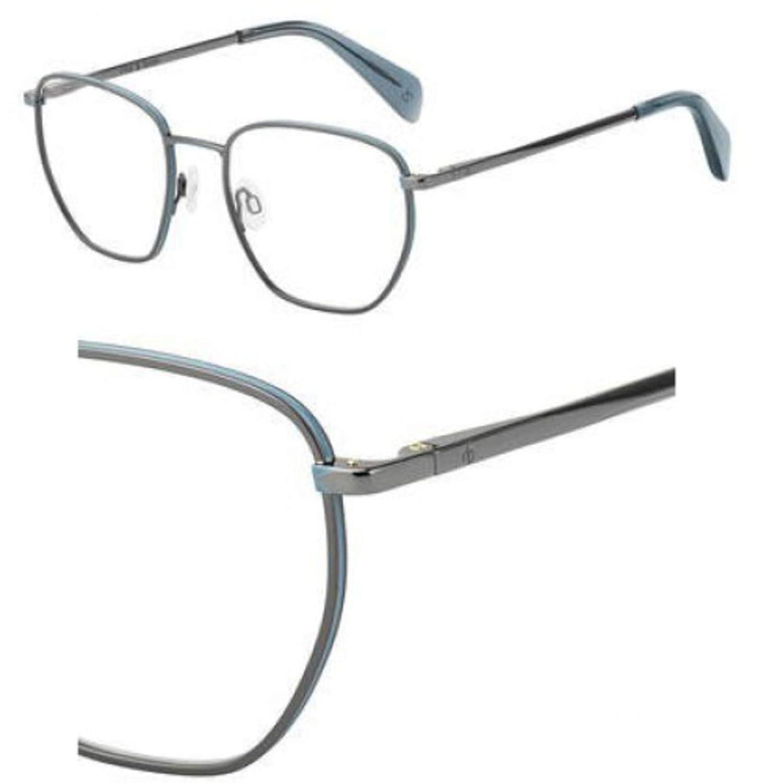 Sunglasses Rag and Bone Rnb 7018 0KJ1 Dark Ruthenium