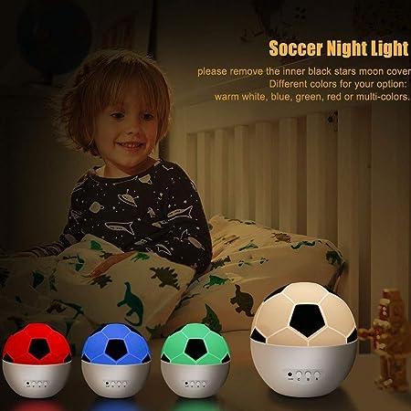 LED Proyector Estrella Luz de Noche de Bebé Luces de Noche de ...