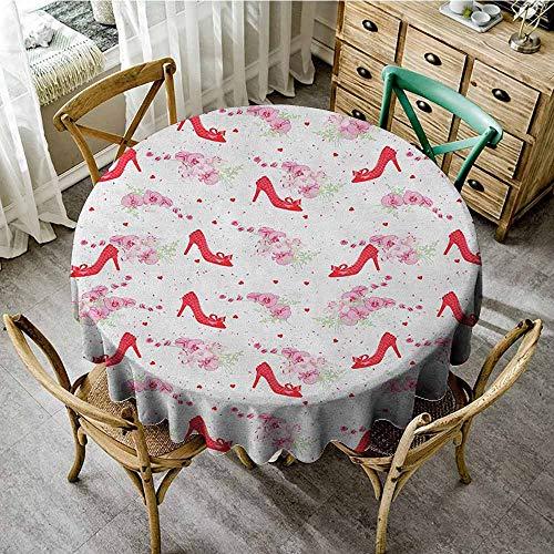 Rank-T Flower Tablecloth 60
