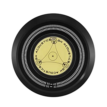 Richer-R Tocadiscos Estabilizador Peso LP Disc Stabilizer Peso ...