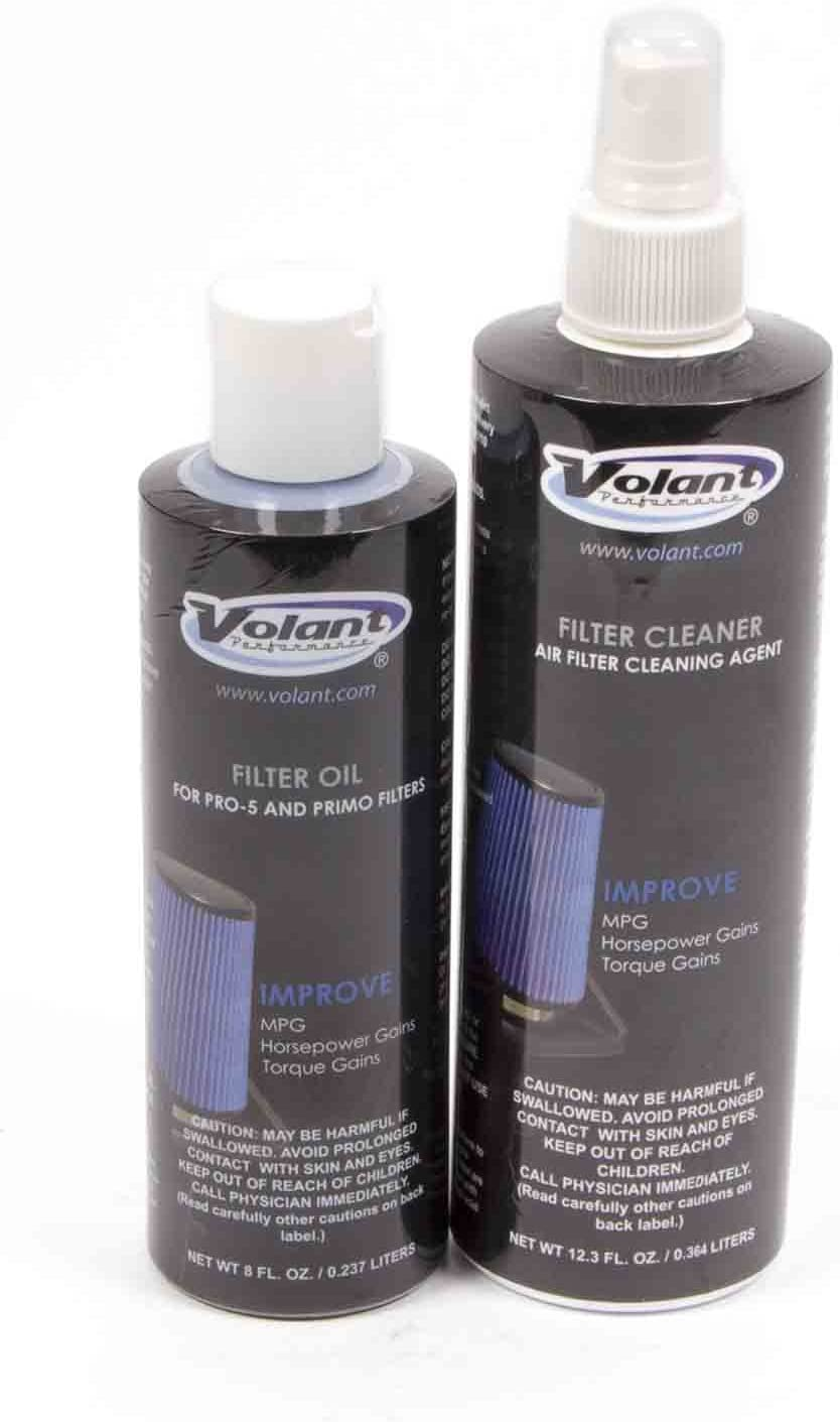 Volant 5100 Recharge/Cleaning Kit for Gas Engines: Automotive