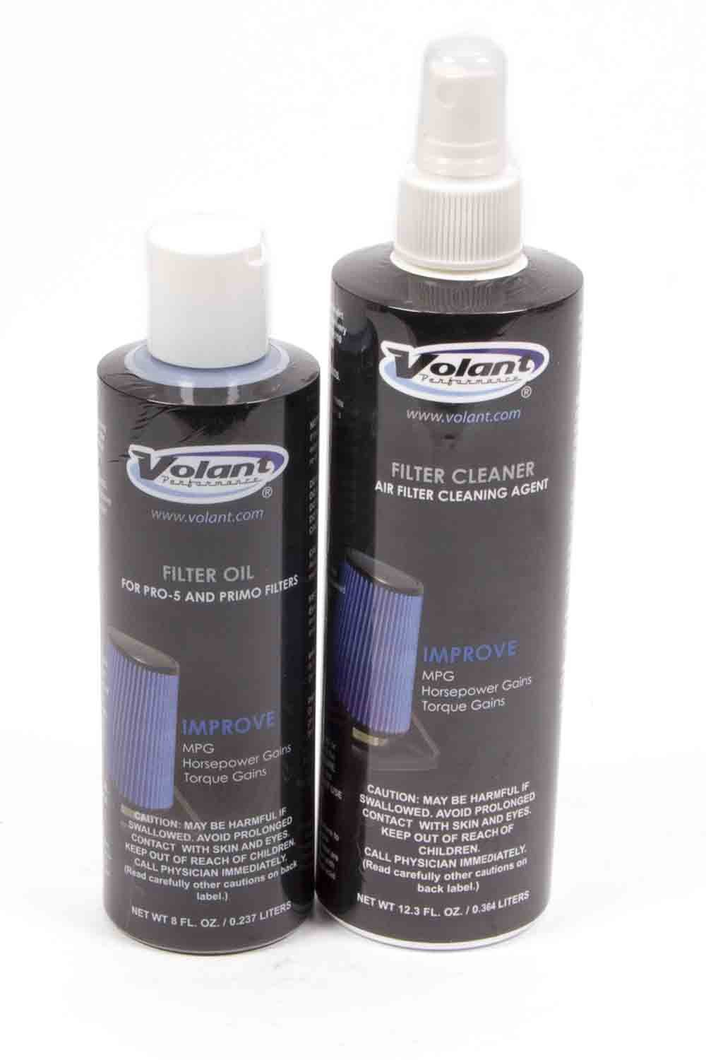 Volant 5100 Recharge/Cleaning Kit for Gas Engines