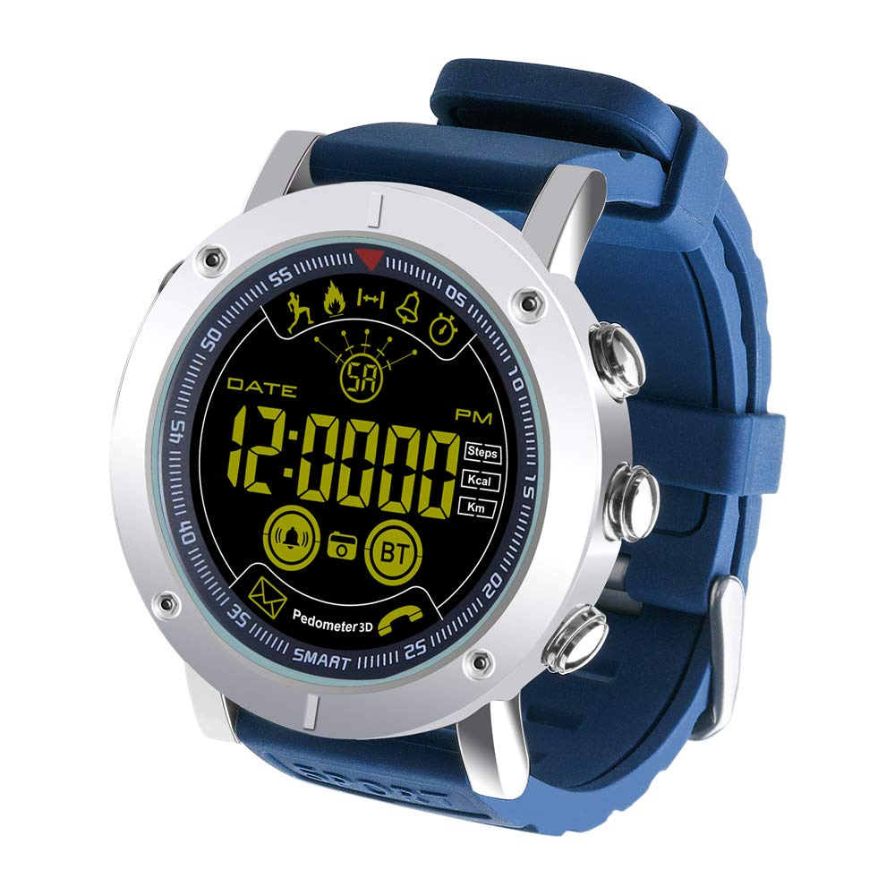 Smartwatch Mujer Hombre, GOKOO Impermeable Reloj Inteligente ...