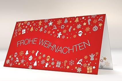 Tarjetas de Navidad Figuras, con 10 tarjetas de Navidad con ...