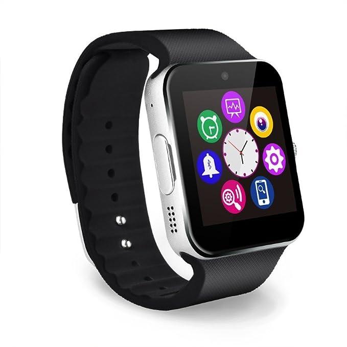Sudroid Bluetooth Smart Watch GT08 inteligente salud muñeca reloj ...