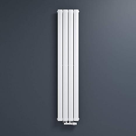 Mai & Mai Heizkörper flach 160x31cm in Weiß Paneelheizkörper ...