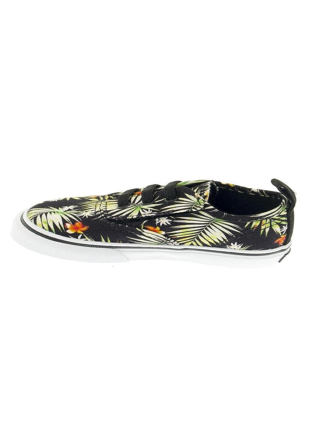 d6c0f84c6 Zapatilla Vans Authentic V Lace Multicolor  Amazon.es  Deportes y aire libre