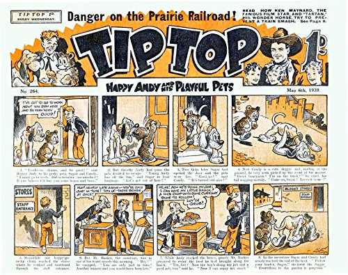Tip Top May 6th 1938 Amalgamated Press ()