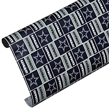 Cowboy Christmas Wrapping Paper