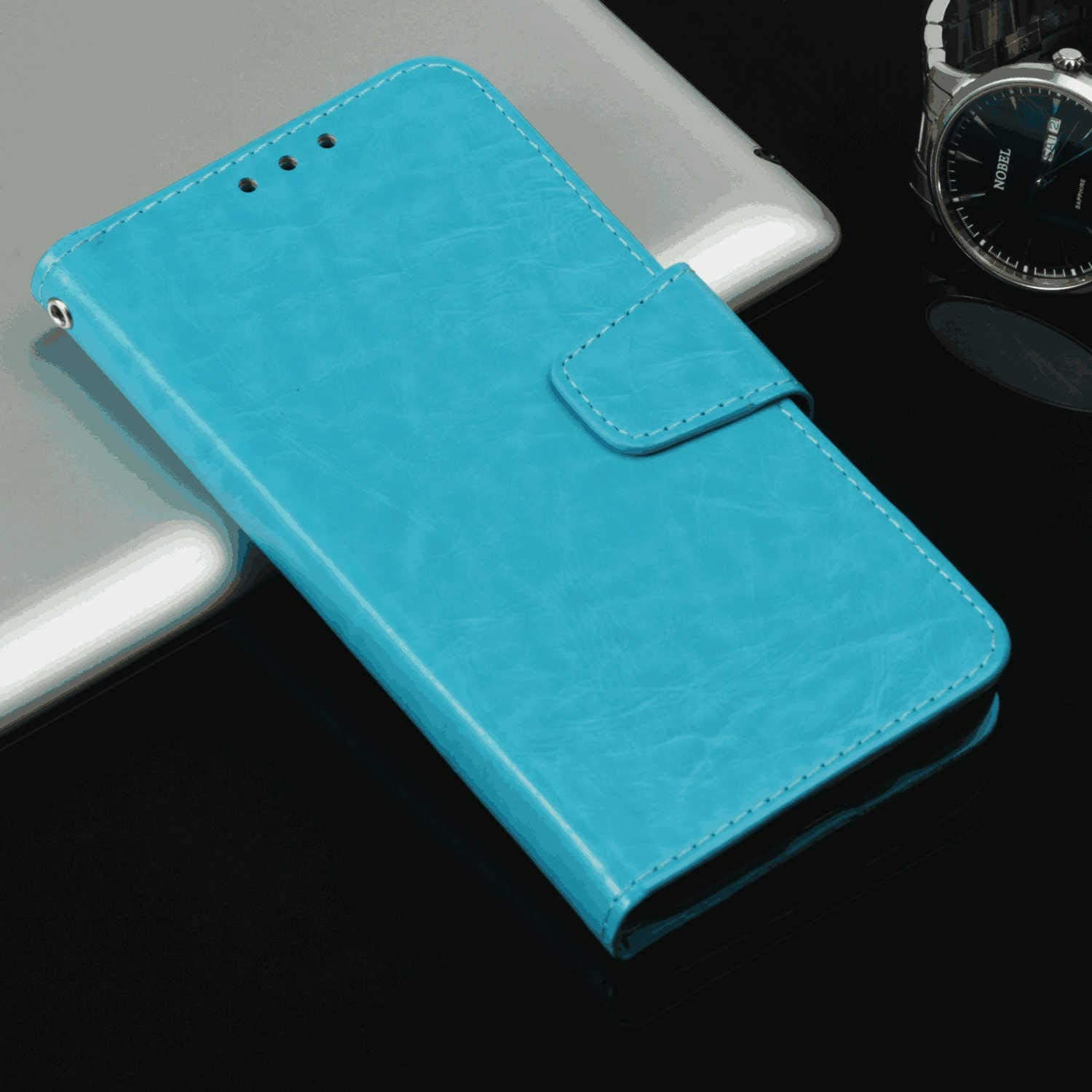 Cover for Leather Mobile Phone Cover Card Holders Kickstand Extra-Durable Business Flip Cover Samsung Galaxy S8 Plus Flip Case