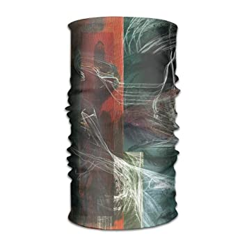 Nifdhkw Abstract Art Headwear for Men and Women-Yoga Sports ...