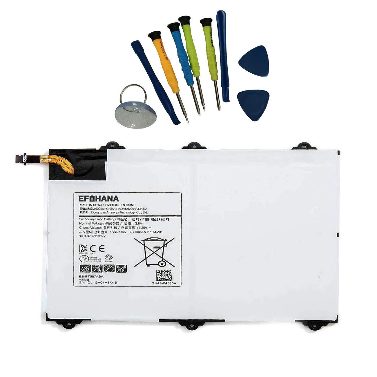 Bateria Para Samsung Galaxy Tab E 9.6 XLTE SM-T567 SM-T567V