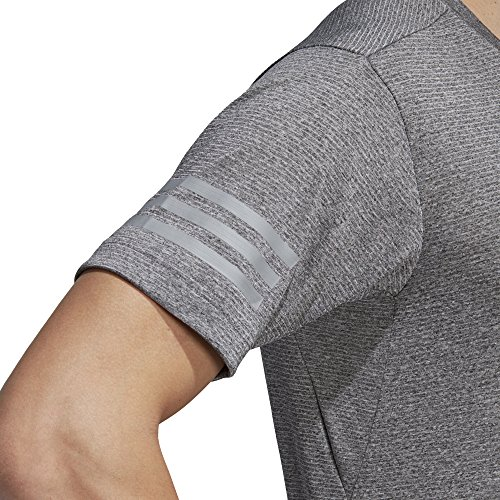 adidas Climac Sl Camiseta, Hombre Gris