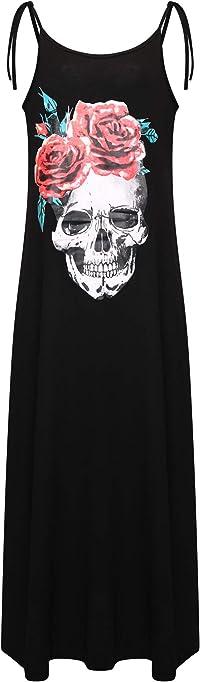 robe tête de mort 8