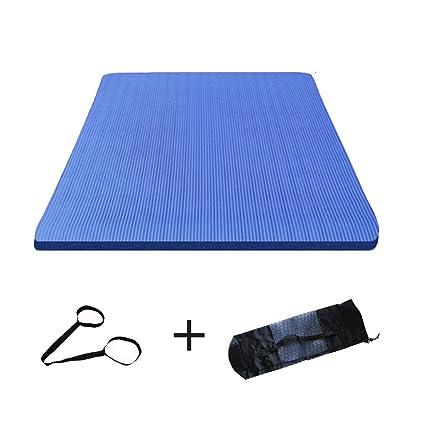 Amazon.com : Yoga Double Mat Oversized Widened Non-Slip ...