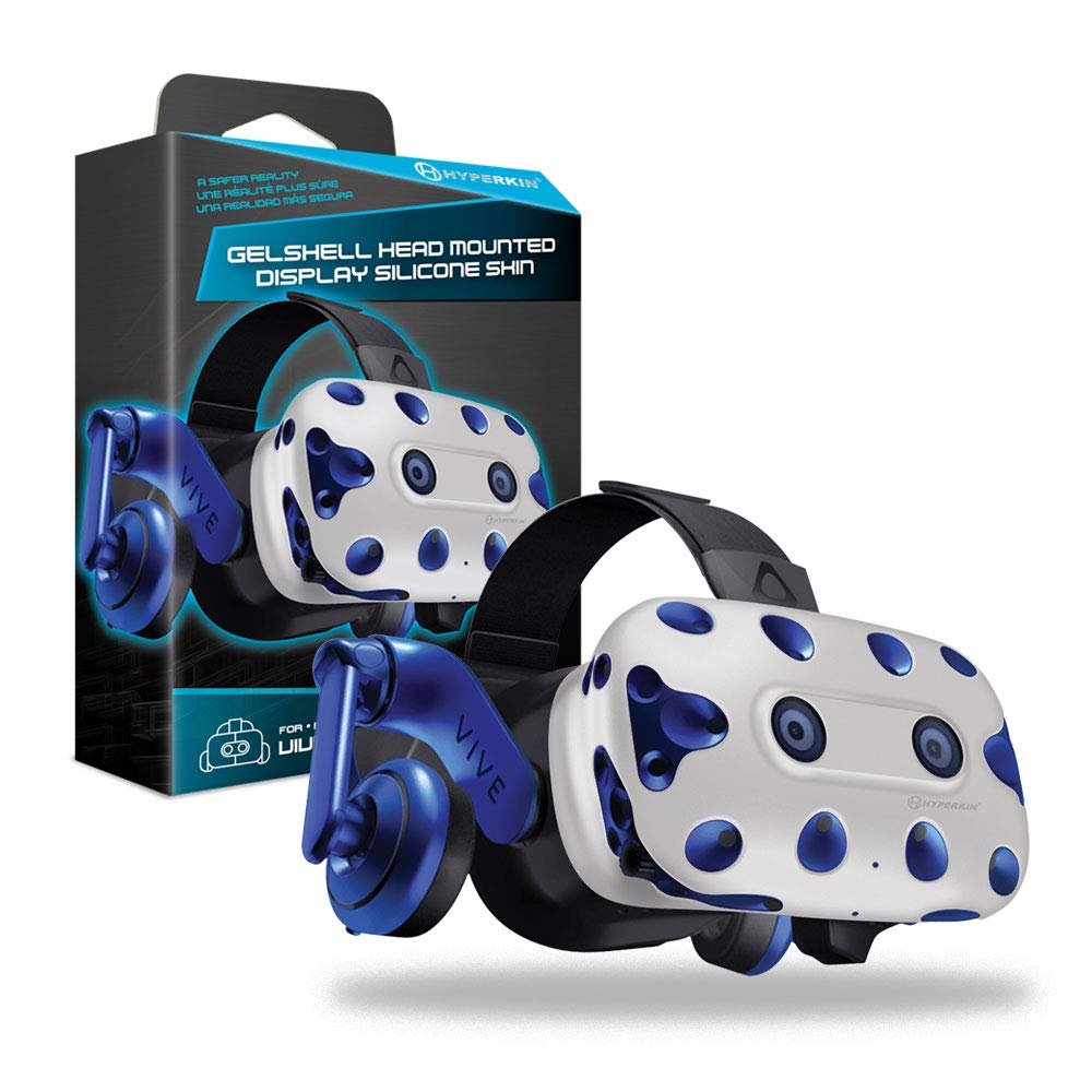 Hyperkin GelShell Headset Silicone Skin for HTC Vive Pro (White)