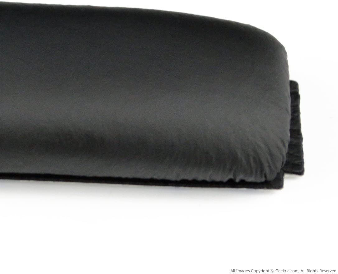 HD428 HD439 HD419 HD438 HD429 Geekria Headband Pad Replacement for Sennheiser HD418 HD449 Haarband Schutz Kissen//Ersatz Upgrade Haarband Komfort Kissen Pad in Kunstleder Gummi Kissen Pad HD448