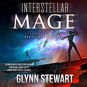 Interstellar Mage: Starship's Mage Audiobook
