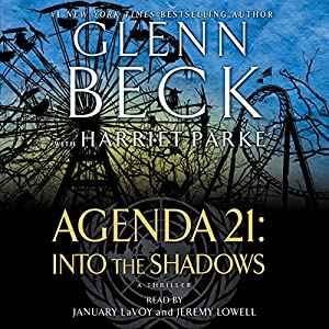 Agenda 21: Into the Shadows Audiobook