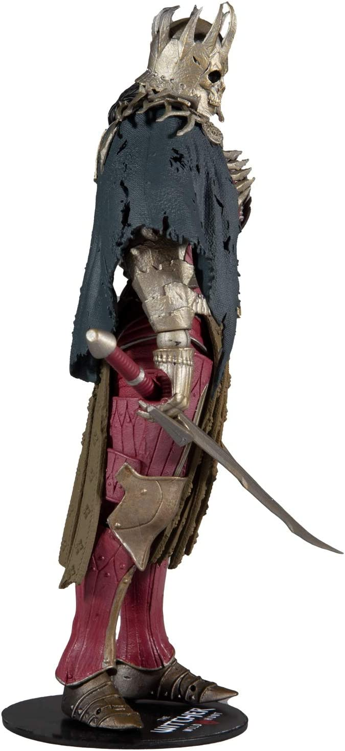 McFarlane Eredin Breacc Glas Action Figure The Witcher 3 Wild Hunt New UK MISB