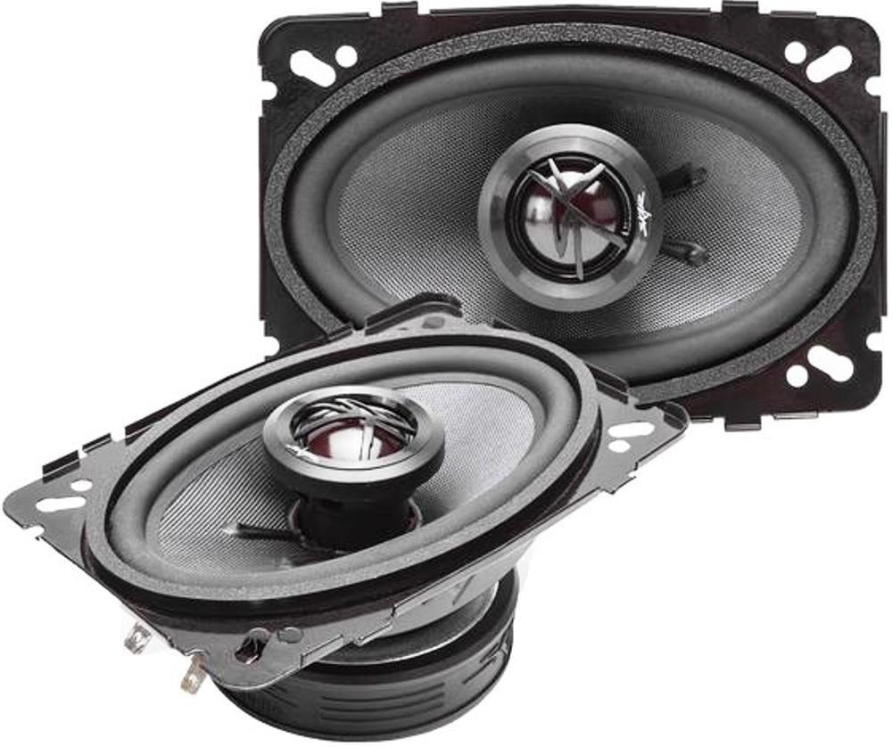 SkarオーディオTXシリーズの同軸&コンポーネントスピーカー 6.5 Inch TX65 B019WVFXOK 6.5 Inch  6.5 Inch
