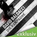 Die Kampagne (Shaw 1) Audiobook by David Baldacci Narrated by Rainer Buck
