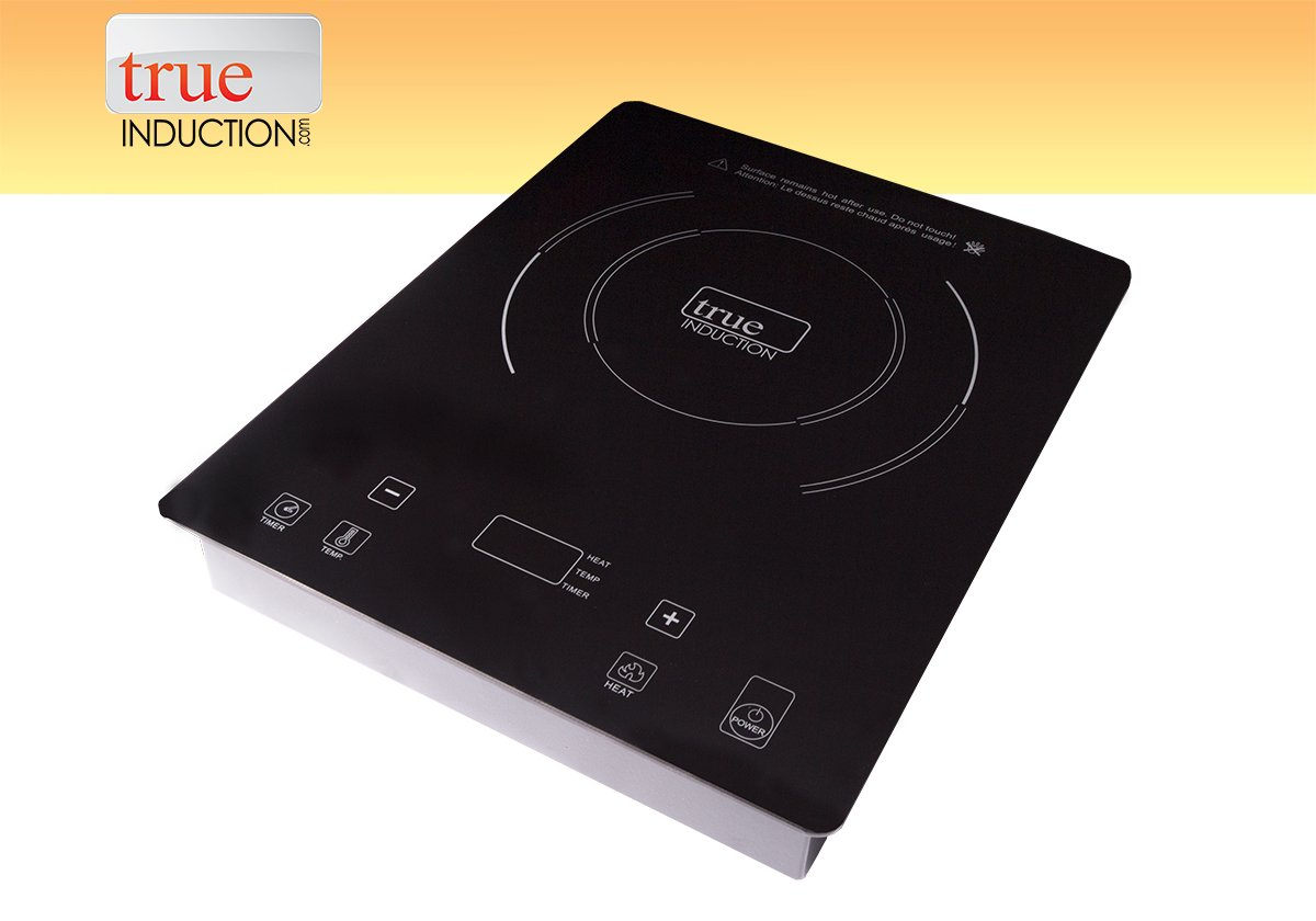 Amazon.com: True Induction TI-1B - Estufa de inducción con ...