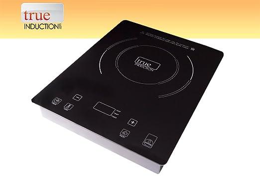 Amazon.com: True Induction TI-1B - Estufa de inducción con ...
