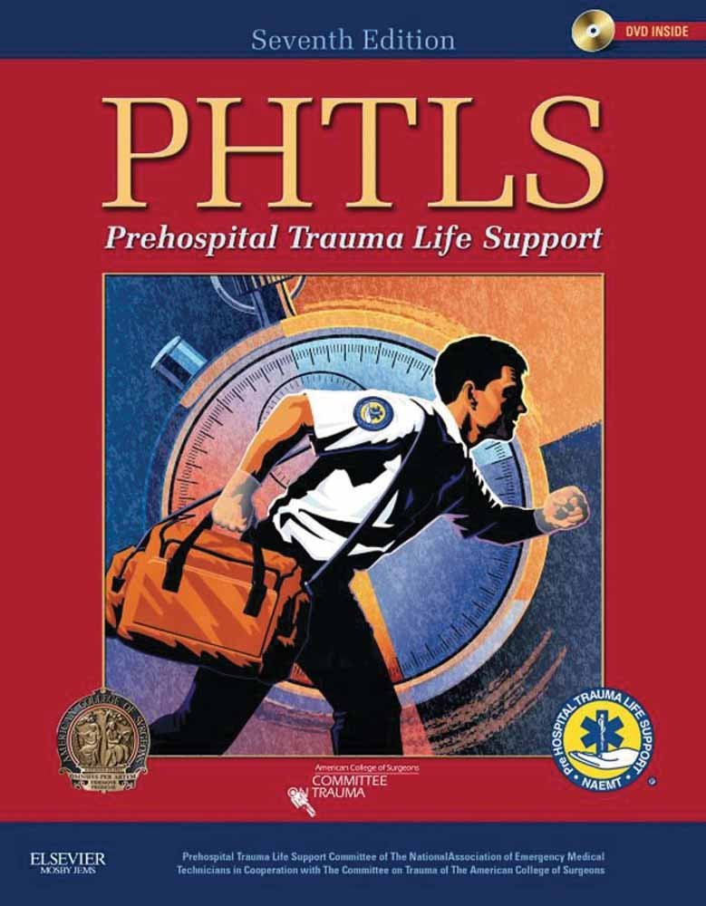 Buy Prehospital Trauma Life Support Book Online At Low Prices In