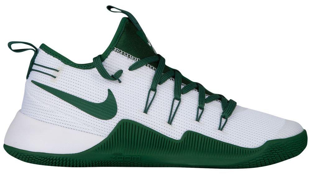 [ナイキ] Nike Hypershift - メンズ バスケット [並行輸入品] B072KDL62G US18.0 White/Gorge Green