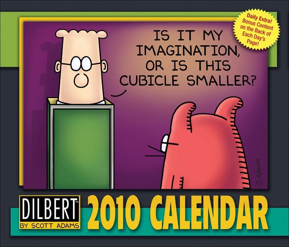 Dilbert: 2010 Day-to-Day Calendar pdf
