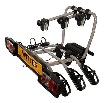 Amazon.es: Witter Towbars (WITUM) zx303eu witter towbars - Portabicicletas zx303 Embrague para 3 Bicicletas, no zutre ffend