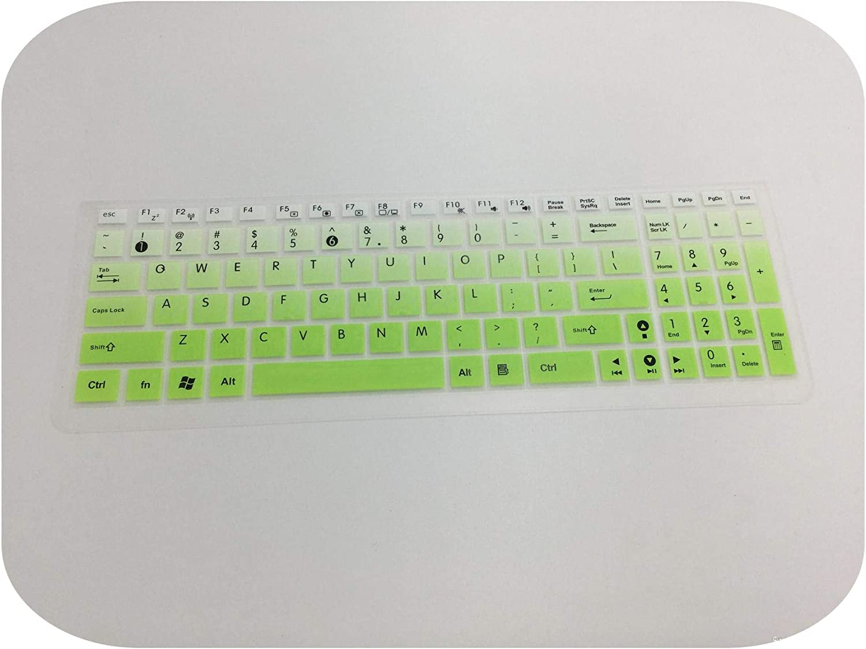 for Asus X555 X555L X555La X555Ld X555Ln X555Lp X555Lb X555Lf X555Li X555U X555Lj 15.6 15 Laptop Keyboard Protector Cover-Fadepink