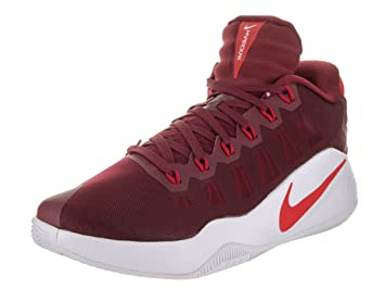 huge discount 73ef1 c0810 Nike Hyperdunk 2016 Low Mens Basketball Trainers 844363 Sneakers Shoes (US  9, Team red