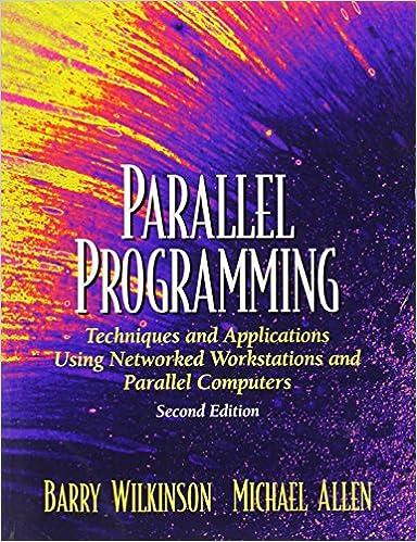 Pdf wilkinson programming parallel barry