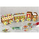 Wilton Build-it-Yourself Gingerbread Train