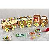Wilton Build-it-Yourself Gingerbread Train
